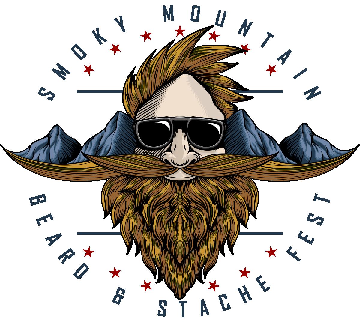 Beard and Stache Logo – C4L
